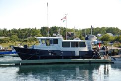 2003 Dovercraft 43 Bruce Roberts