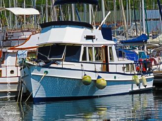 1988 Grand Banks 36' Classic