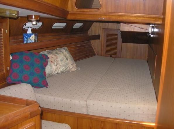 Starboard Side Guest Berth Aft