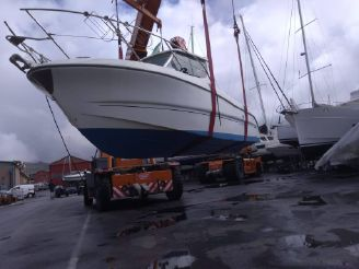 2002 Sessa Marine 650 TIMONIER