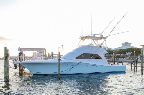 2006 Cabo 48 - Port Side View