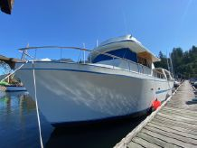 1994 Custom Command Bridge Yacht