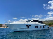 2010 Fairline Targa 58