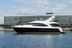 2012 Princess 72 MY