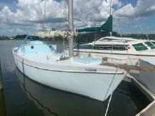 1989 Atlas Boat Works 35 Custom Sailboat