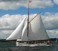 1937 Custom GAFF CUTTER 14M