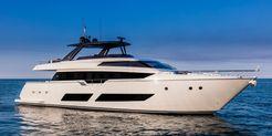 2018 Ferretti Yachts Ferretti 850 HT