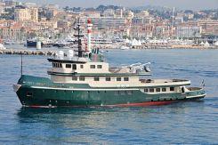 1967 Custom Richard Dunston 44M Tugboat