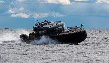 2021 Xo Boats 270 Front Cabin OB
