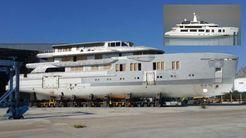 2021 Sunrise Electric propulsion Super-Yacht