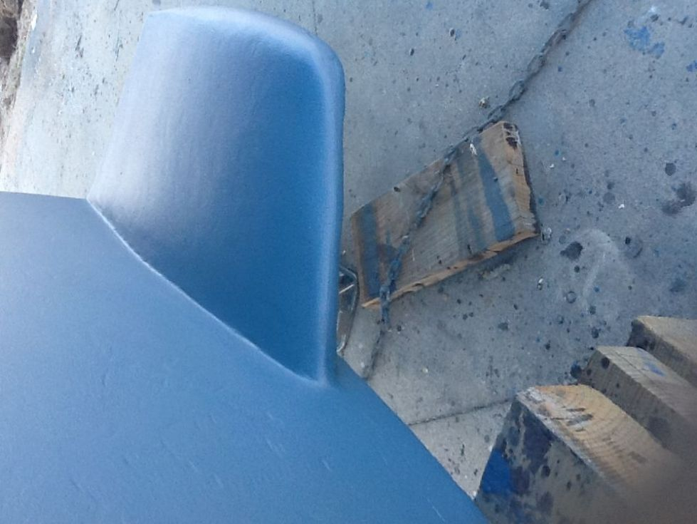 1995 Catalina 320 wing keel - Wing Keel