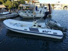 2009 Nuova Jolly Black Fin 545