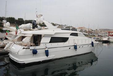2007 Sanlorenzo 62
