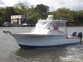2006 Custom Carolina 27' CALYBER EXPRESS