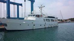 1985 Torpoint Steel Boats Motor Yacht