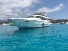 2009 Ferretti Yachts 631