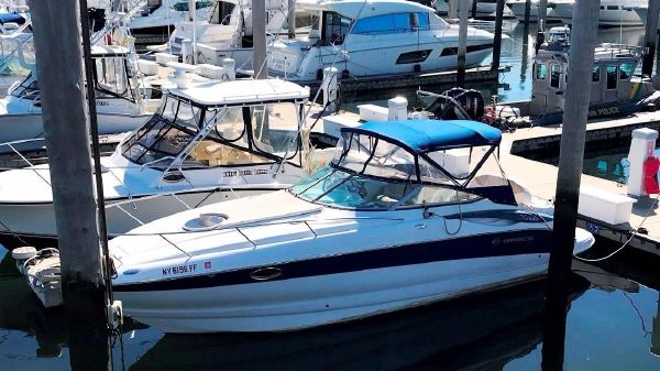 Crownline 270 CR Port Side
