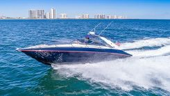2009 Sunseeker 43 Superhawk