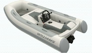 2020 Williams Jet Tenders Minijet 280