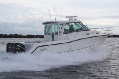 2021 Boston Whaler 345 Conquest Pilothouse