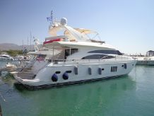 2010 Princess 68 Flybridge