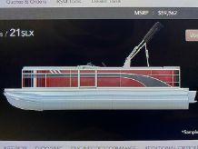 2021 Bennington 21 SLX