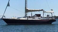 1974 Sparkman & Stephens Yankee 38 Sloop