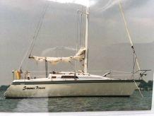 1986 Hunter 28.5