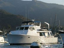 1969 Custom Monk 55 Pilothouse