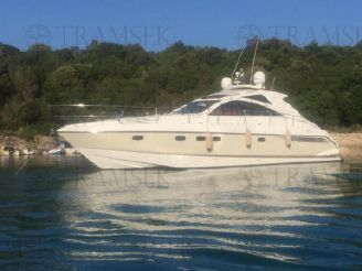 2008 Fairline Targa 47