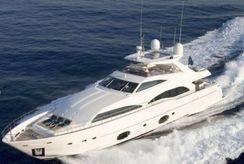 2010 Ferretti Yachts Custom Line 97