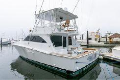 1990 Custom Starship Yachts 49 Sportfish