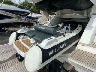 2018 Williams Jet Tenders Sportjet 345