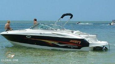 2007 Monterey 268SS Bowrider