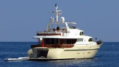 2007 Custom Motor Yacht DREAM