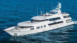 2009 Trinity Yachts Tri Deck Motor Yacht