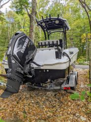 2019 Wellcraft 220 Fisherman