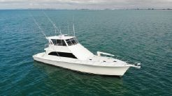 1998 Ocean Yachts 66 SS Enclosed Bridge