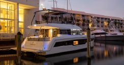 2020 Fountaine Pajot MY 40