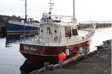 2016 Custom Trawler
