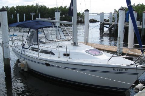 2006 Catalina Sloop MK II - Easy Street @ the Yacht Club