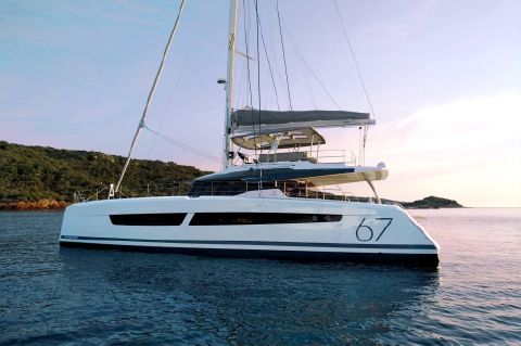 2019 Fountaine Pajot Alegria 67