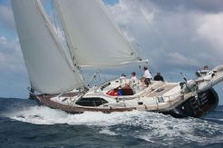 2008 Oyster 54
