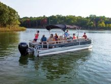 2020 Sun Tracker FISHIN' BARGE® 24 DLX