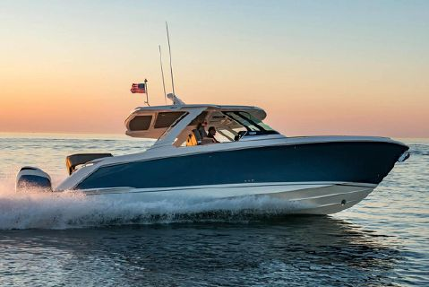 2019 Tiara Sport 38 LS - Manufacturer Provided Image: Manufacturer Provided Image