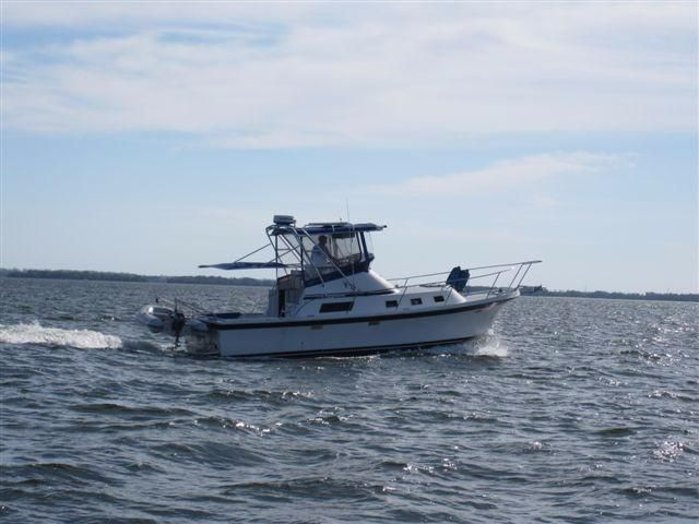 1990 Albin Sportfisher Great Shape - What are you waiting for? Call Today!!