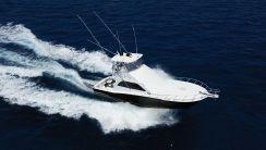 2001 Cabo Flybridge 47