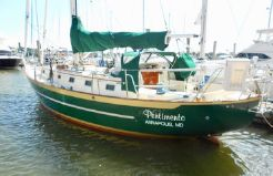 1997 Pacific Seacraft 40