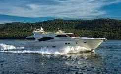 2003 Ferretti Yachts 760