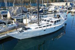 2016 Bruce Roberts Pilothouse sloop